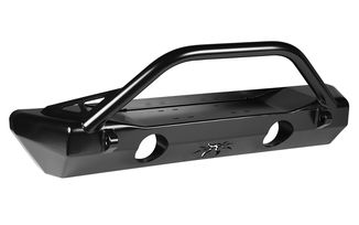 Front Recovery Bumper, Crawler, JL (19-58-010DBP1 / JM-04618 / Poison Spyder Customs)