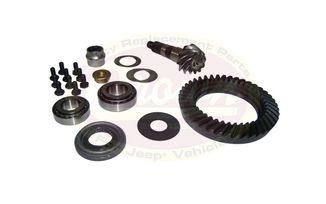 Ring & Pinion Set (Dana 30, 97-00) 4.10 (4864913 / JM-02033 / Crown Automotive)