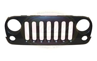 Grille, JK (68046306AB / JM-01798 / Crown Automotive)