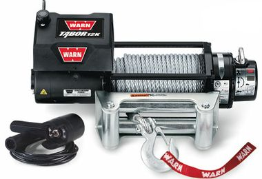 WARN Tabor 12K Winch (88400 / JM-02050 / Warn)