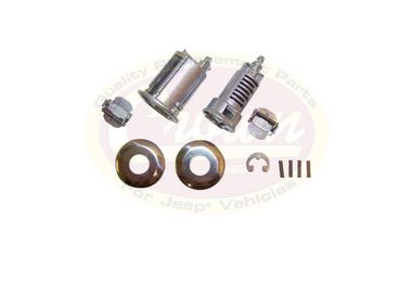 Door Cylinder (4778123 / JM-00429 / Crown Automotive)