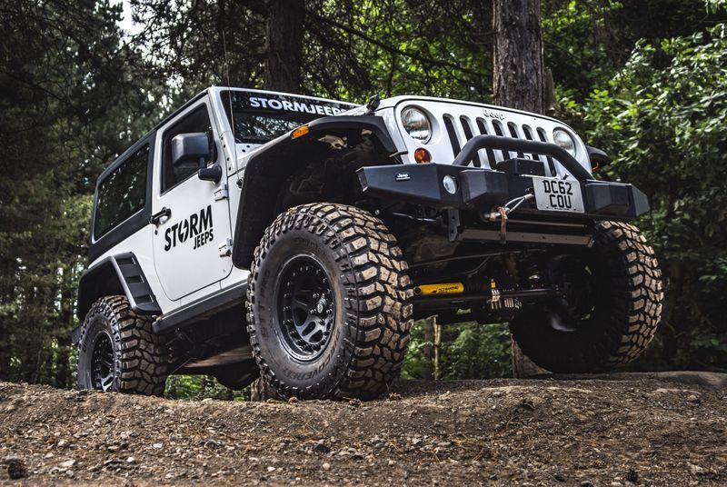 STORM-18, 2012 Jeep Wrangler Sport 2 Door 3.6L V6