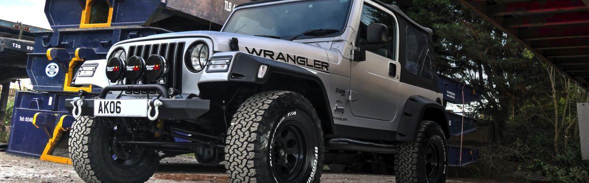 Wrangler TJ Showcase