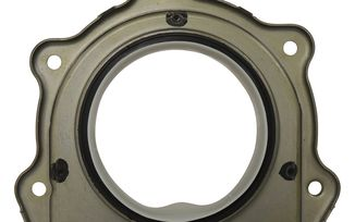 Crankshaft Retainer and Seal (68031388AA / JM-04917 / Crown Automotive)