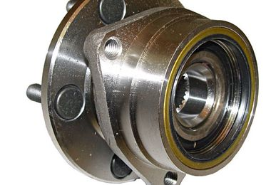 Front Brake Hub Assembly (Pre 90) (16705.06 / JM-02459 / Omix-ADA)