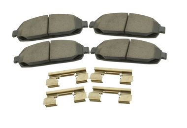 Disc Brake Pad Set (Front) WK & XK (J4BM47484 / JM-04073 / Mopar)