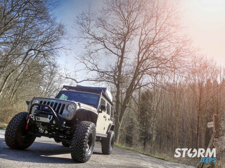 Storm 24 2017 Jeep Wrangler Rubicon 4 Door 3 6l V6