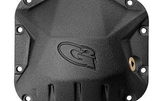 G2 Hammer Diff Cover, Dana 44 Front, JL (JM-05080 / G240-2151B / G2 Axle & Gear)