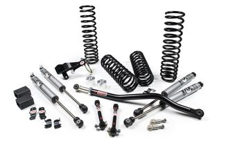 "3.5"" Suspension Lift, JK, 4 Door (Fox 2.0 Performance Shocks) (104K / JM-03157 / JKS Manufacturing)"