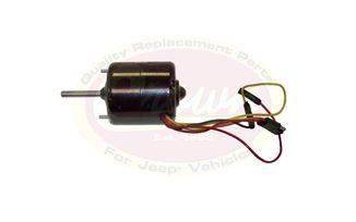 Blower Motor (CJ & Wrangler YJ) (J8126691 / JM-00402 / Crown Automotive)