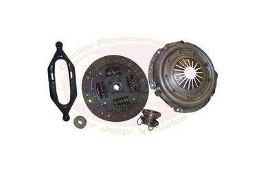 Clutch Kit, 4.0L (5015606AAK / JM-01448 / Crown Automotive)