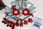 1.5'' Spacer Lift Kit, Renegade (TF1150 / JM-04446/A / Terrafirma)
