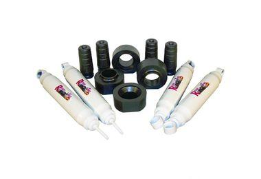 """1.75"""" Lift Kit w/ Shocks (Wrangler TJ) (RT21029 / JM-00506 / RT Off-Road)"""