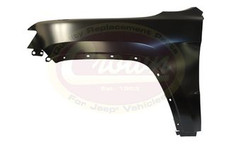 Fender (Front Left) (55369597AC / JM-03262 / Crown Automotive)