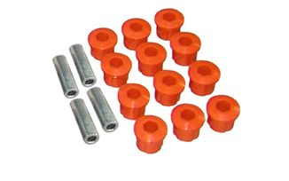Leaf Spring / Shackle Bushing Set, YJ (13827 / JM-01999 / trail master)
