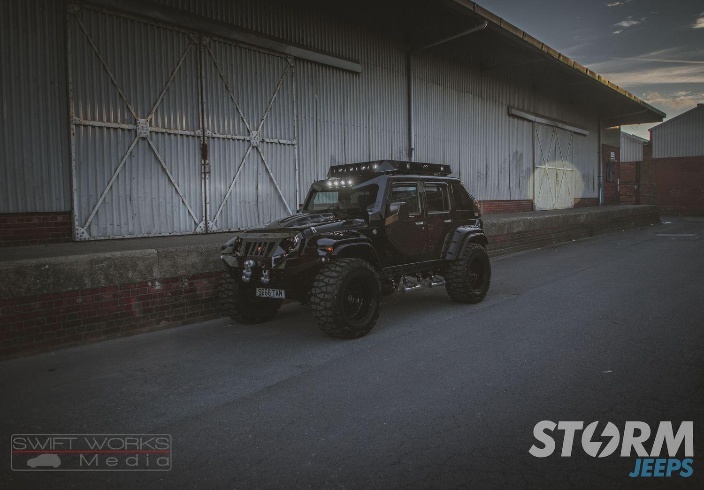 Storm 21 2016 Jeep Wrangler Rubicon 4 Door 3 6l V6