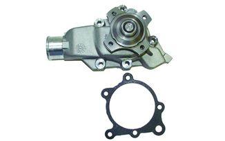 Water Pump, 4.0L (5012366AB / JM-00126 / Crown Automotive)