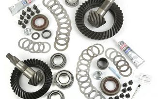 Ring & Pinion Kits, Dana 30/Dana 44, 4.10 Ratio (360002 / JM-02719 / Alloy USA)