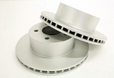 Front Brake Rotor, Pair (up to 99) (J1BM48106R / JM-04082 / Allmakes 4x4)