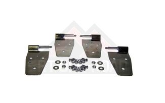 Half Door Stainless Hinges (RT34009 / JM-01254 / RT Off-Road)
