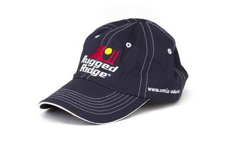 Hat, Rugged Ridge, Blue & White (14080.20 / JM-02646 / Rugged Ridge)