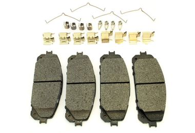 Brake Pad Set (Heavy Duty) (68227573AC / JM-00529 / Mopar)