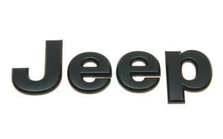 Grill Logo, Black (1667.22 / JM-01302 / Mopar)