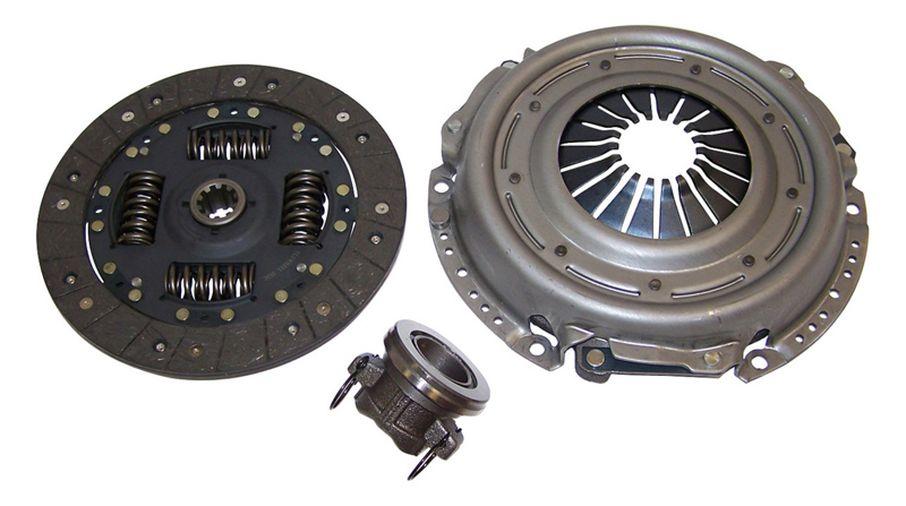 Master Clutch Kit, 2.5 Diesel (4864835K / JM-03495 / Crown Automotive)