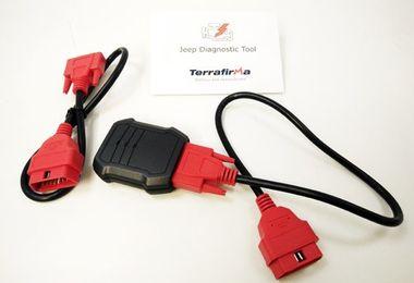 OBD2 Advanced Diagnostic Tool (TFDTJEEP / JM-05361 / Terrafirma)