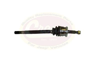 Axle Assy (Front Left) WJ, (5012457AB / JM-01691 / Crown Automotive)