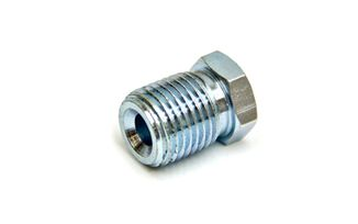 "Brake Line Cone Nut, 3/8"" for 3/16"" Line (0376.10 / JM-04212 / DuraTrail)"