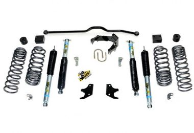 "2.5"" DualSport XT Suspension, JK 2 Door (N0222500AA / JM-02733 / AEV)"