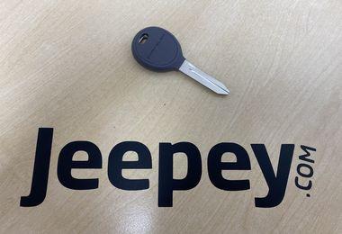 Blank Key (5018869AC / JM-05209 / Mopar)
