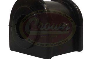 Stabilizer Bar Bushing, Rear, JK (52060013AA / JM-01771 / Crown Automotive)