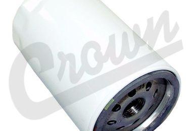 Oil Filter (3.7L) (4781452AA / JM-03796 / Crown Automotive)