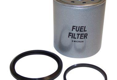 Fuel Filter (2.8L Diesel, KJ) (52128698AA / JM-00607 / Crown Automotive)