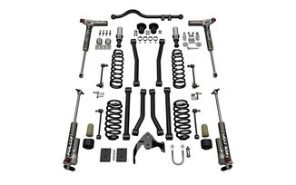 3' lift Kit, ST3 w/ Falcon 3.3 Fast Adjust Shocks, JK 4 Door (1313033RHD / JM-05405 / TeraFlex)