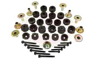 Body Mount Master Kit (55176180MK / JM-03500 / Crown Automotive)