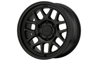 XD Bully OL, Black, 16x7 (ET10) Jimny (5x139.7) (KM71767055710 / SC-00231 / XD Series)