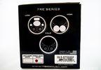 "7"" Vortex LED Headlights x 2 (Black Chrome) RHD (XIL-7RERBKIT / JM-02556 / Vision X lighting)"