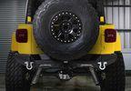 Rear Bumper, Gen 2 XRC, JL (77858 / JM-04518 / Smittybilt)