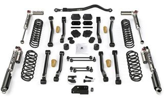 "3.5"" Alpine CT3 Short Arm Suspension System & Falcon SP2 3.3 Fast Adjust, JL 4dr (1523033 / JM-05023 / TeraFlex)"