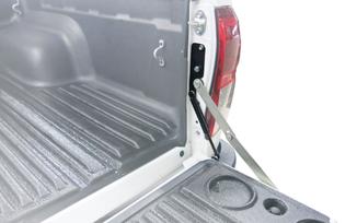 Tailgate Assist Kit, Hilux (2AB.ST.5705.1 / SC-00150 / Rival 4x4)