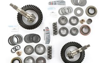 Ring/Pinion Kit, 4.56, D30-D44, TJ (360029 / JM-05411 / Alloy USA)
