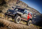 Front Recovery Bumper, Epic W/ Hoop, JK (4653230 / JM-04200 / TeraFlex)