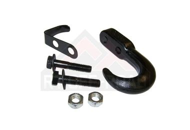 Tow Hook Kit (Black) (RT33015 / JM-00221 / RT Off-Road)