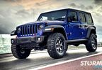 "2"" Spacer Lift with Shock Extensions, JL (JL7134E / JM-04377 / Rubicon Express)"