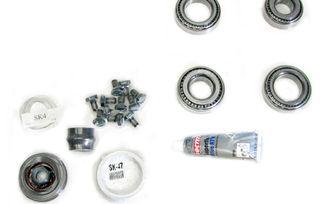 Intall Kit, Dana 44 Front, JK Rubicon (0172.21 / JM-01496 / G2 Axle & Gear)
