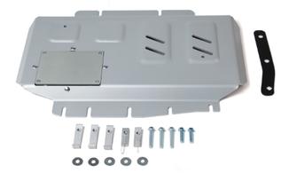 Engine Skid Plate, Navara (2333.4165.2.6 / SC-00177 / Rival 4x4)