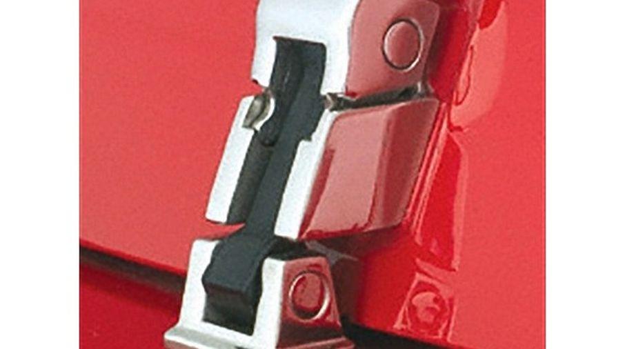 Hood Catch Kit, Stainless, 42-95 CJ & Wrangler (11116.05 / JM-04860 / Rugged Ridge)